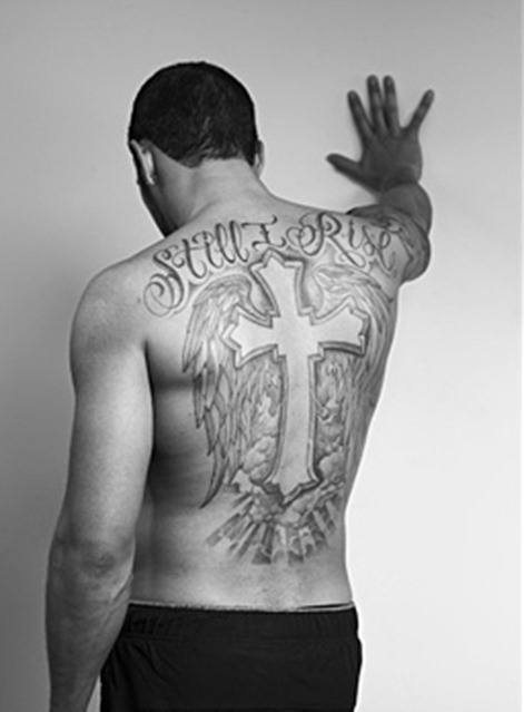tatuajes de Lewis Hamilton