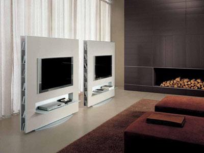 Modernos muebles para la tv for Muebles para tv modernos dormitorio