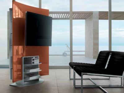 Modernos muebles para la TV Tendenziascom