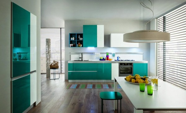 ultimas-tendencias-cocinas-2016-muebles-color-verde