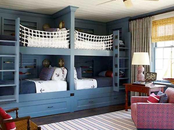 Literas para dormitorios infantiles - Tendenzias.com